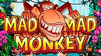 Бесплатный автомат Mad Mad Monkey